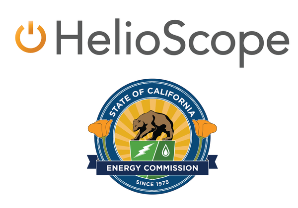 California CEC Approves HelioScope for Remote Shade Modeling on New Construction
