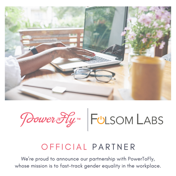 PowerToFly Partnership